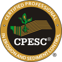 Certified Professional in Erosion and Sediment Control